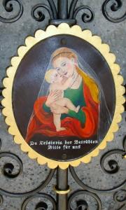 Gnadenbild Mariahilf
