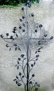 Lebensbaum mit Rosenranken