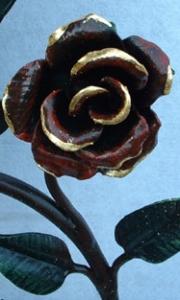 Rosenkreuz Ausschnitt