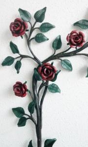 Rosenranke Detail