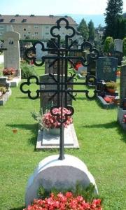 Grabkreuz Anif