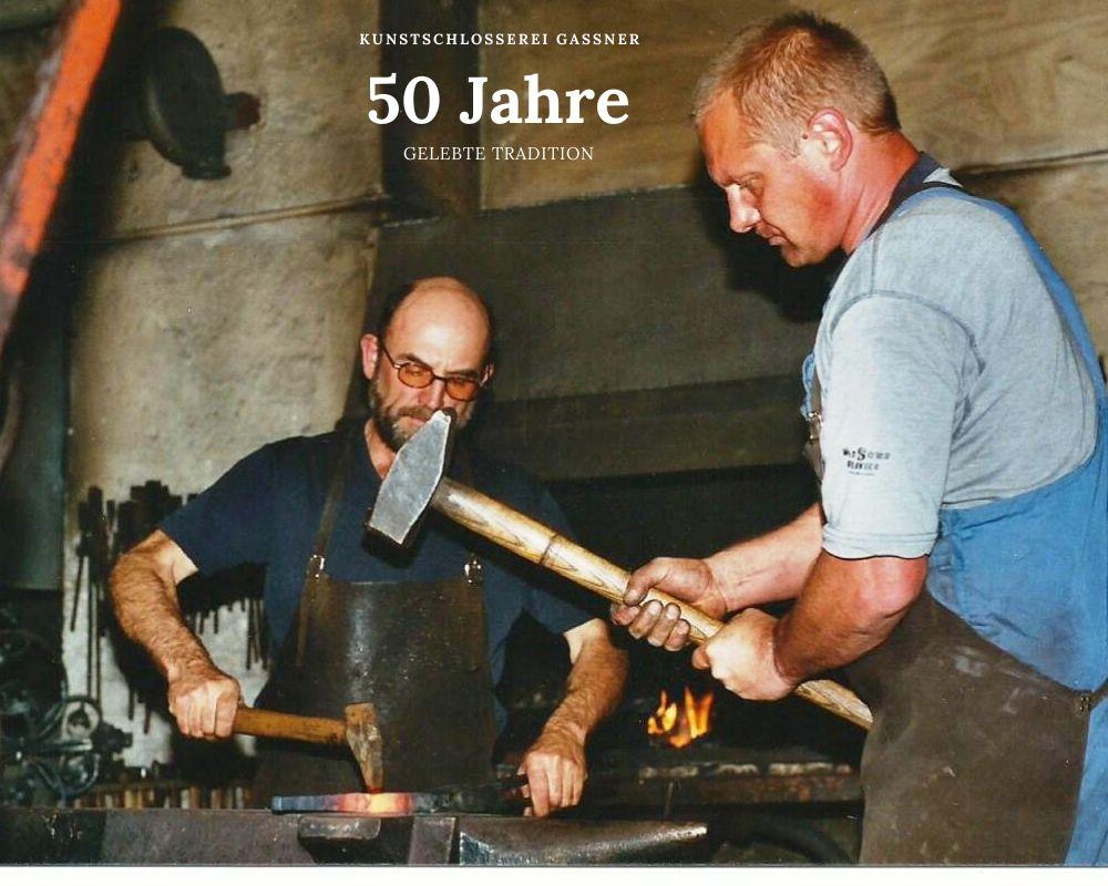Helmut Gassner und Siegfried Knoll Seit Jahrzehnten ein schlagkräftiges Team